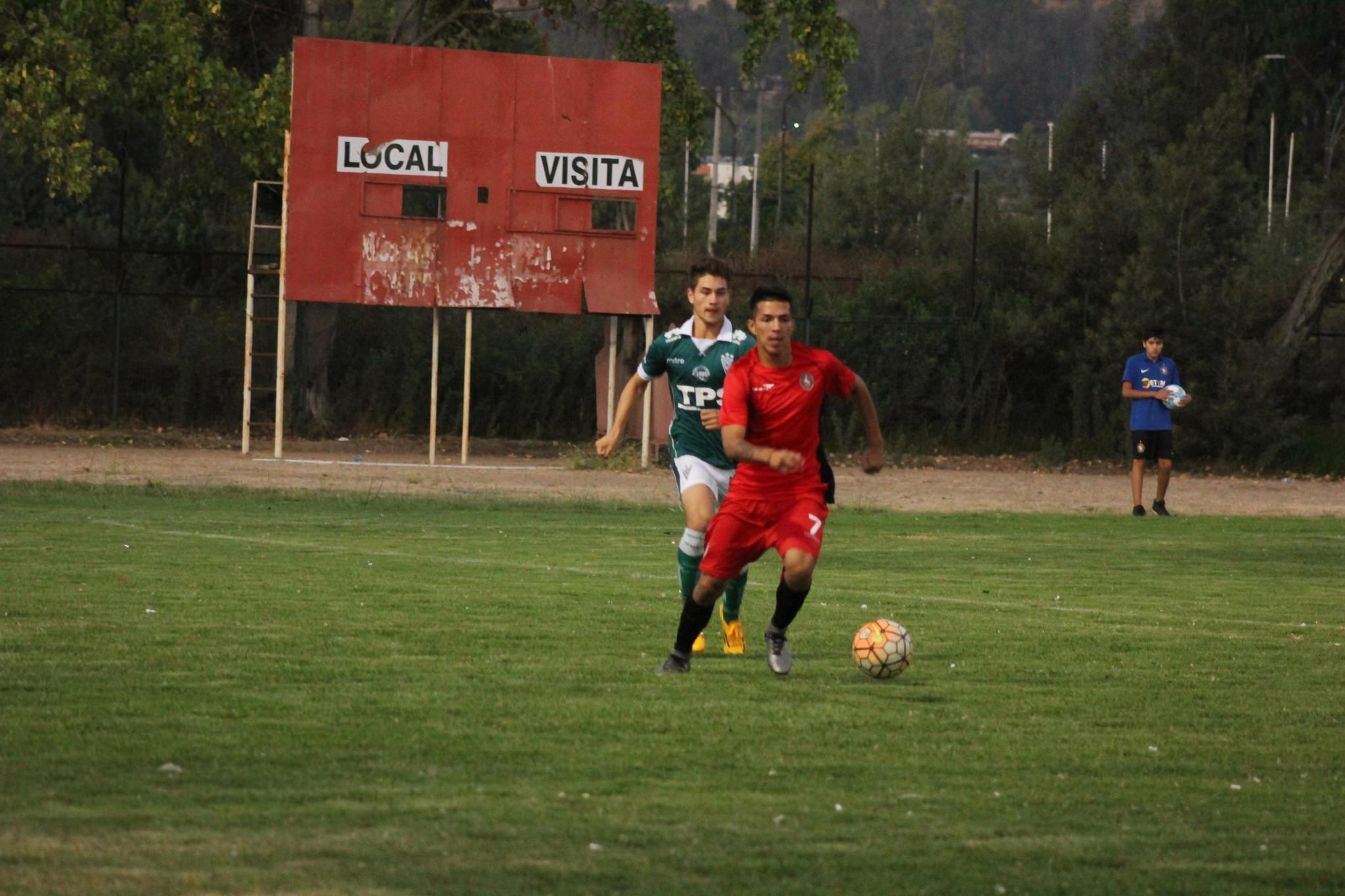 Deportes Limache presentó a su nuevo plantel en la Noche Roja