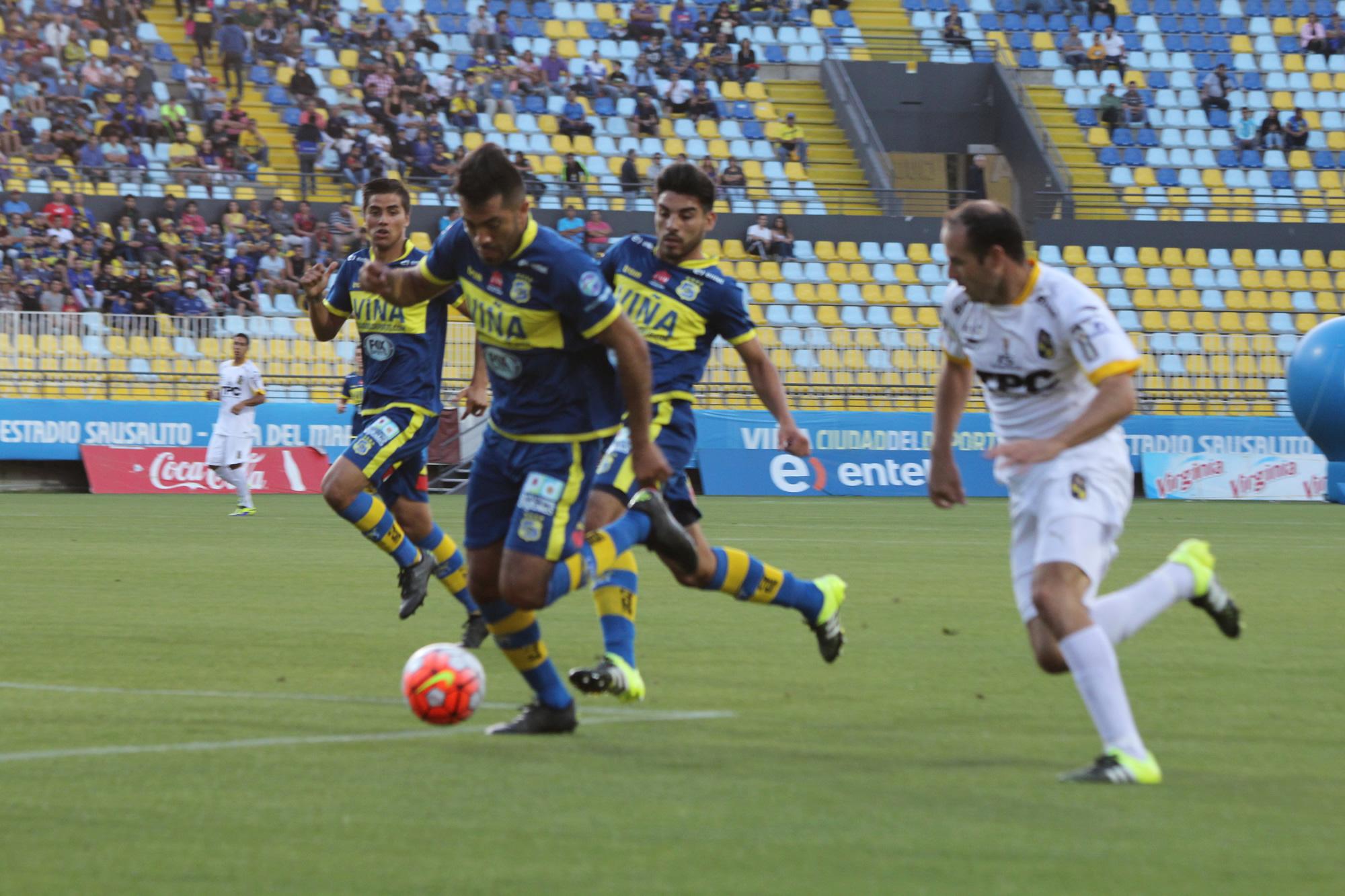 Galería de fotos: Everton vs Coquimbo Unido