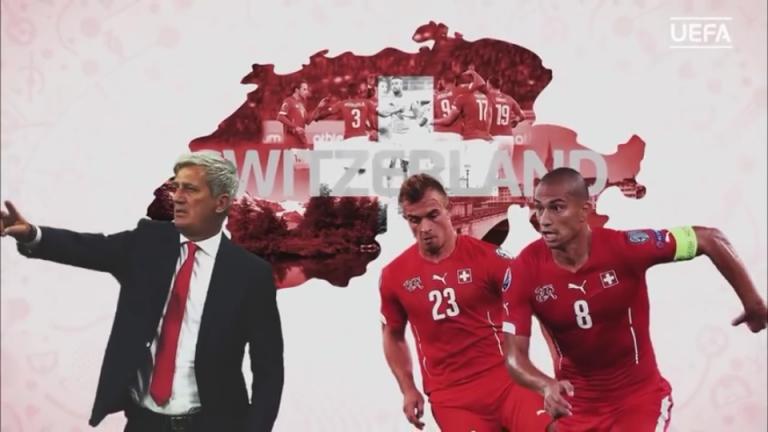 [EURO 2016] Suiza, el reloj helvético busca la sincronía perfecta