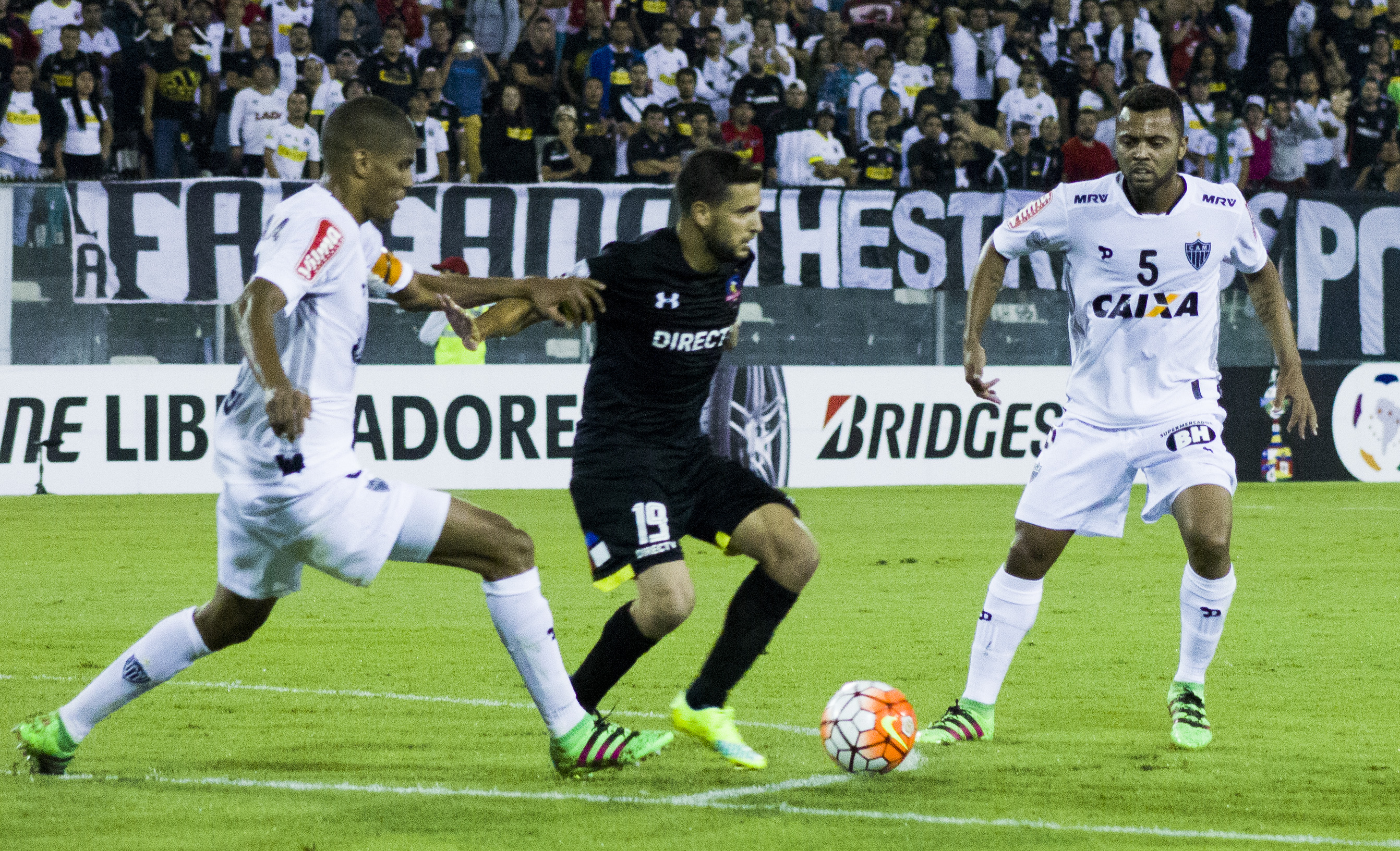 Galería de fotos: Colo-Colo vs Atlético Mineiro