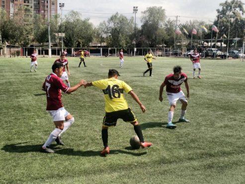 Ferroviarios abrocha la clasificación en Copa Absoluta