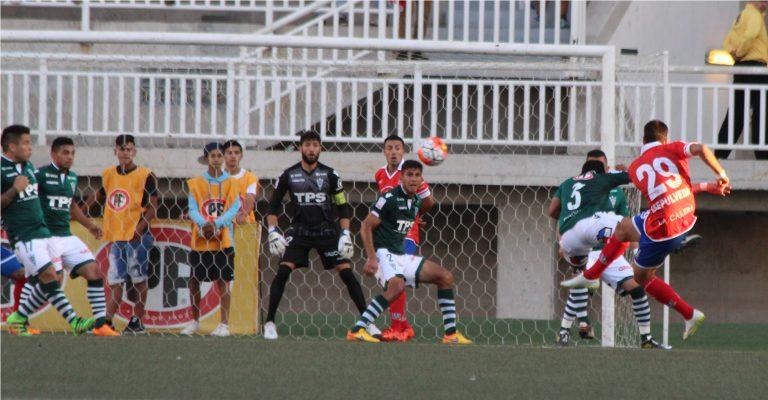 Galería de fotos: Unión La Calera vs Santiago Wanderers