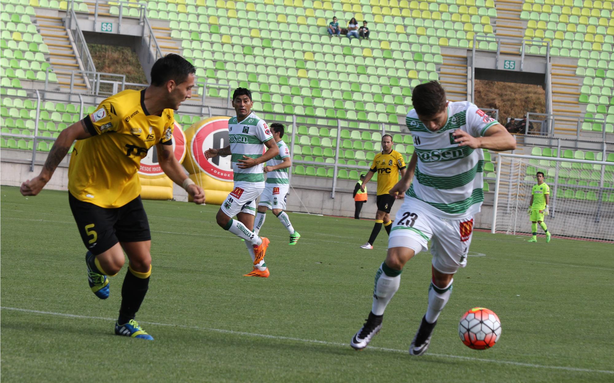 Galería de fotos: Coquimbo Unido vs Deportes Temuco
