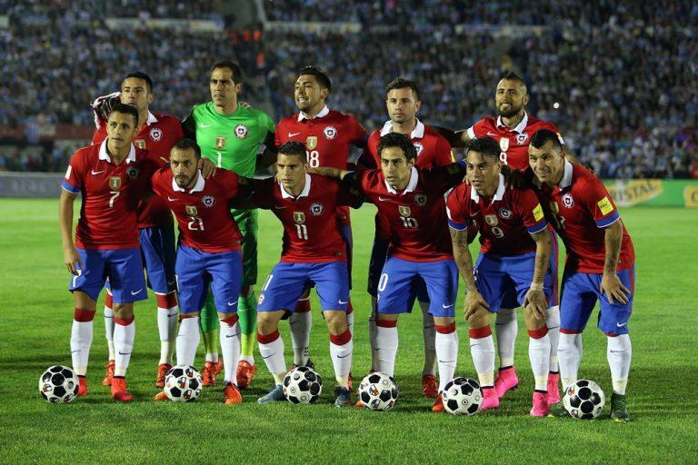 La «Roja» se mantiene en el quinto puesto del ranking FIFA