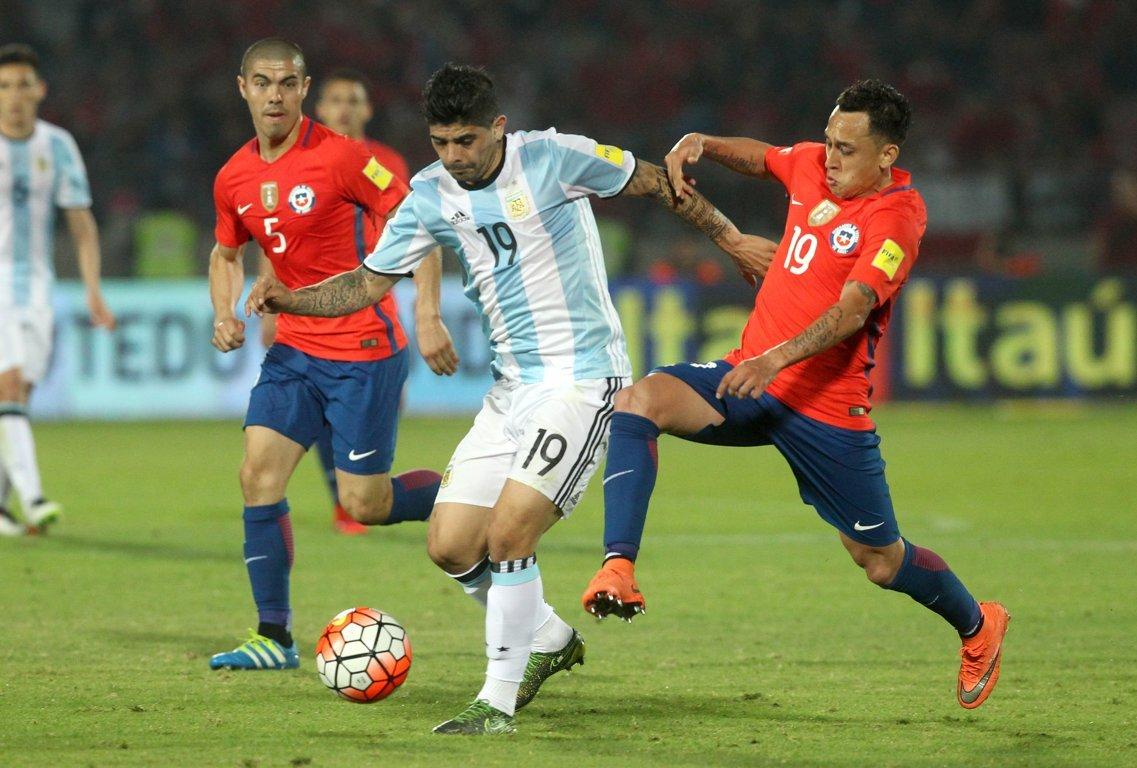 ¡Histórico! Chile es tercero en el ranking FIFA