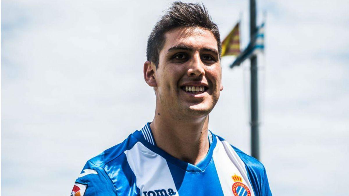 Espanyol oficializa la salida de Enzo Roco