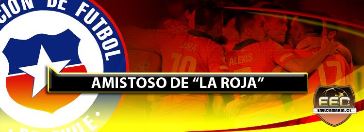 Finalizado: Chile 1-2 Jamaica
