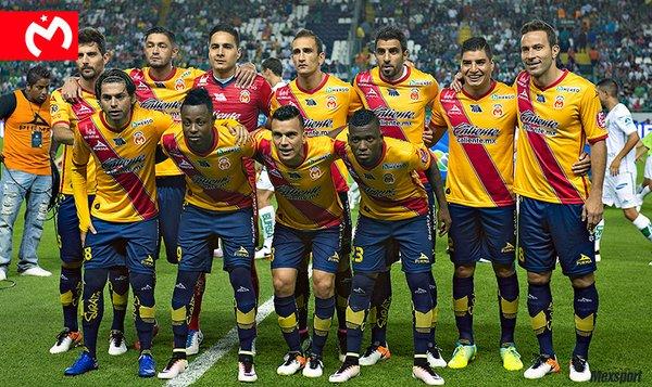 Rodrigo Millar anotó para el Morelia, pero no fue suficiente
