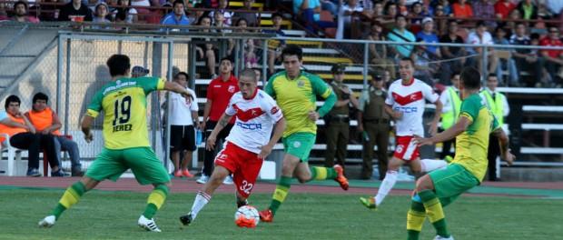 El decisivo partido entre Deportes Valdivia y La Pintana será televisado