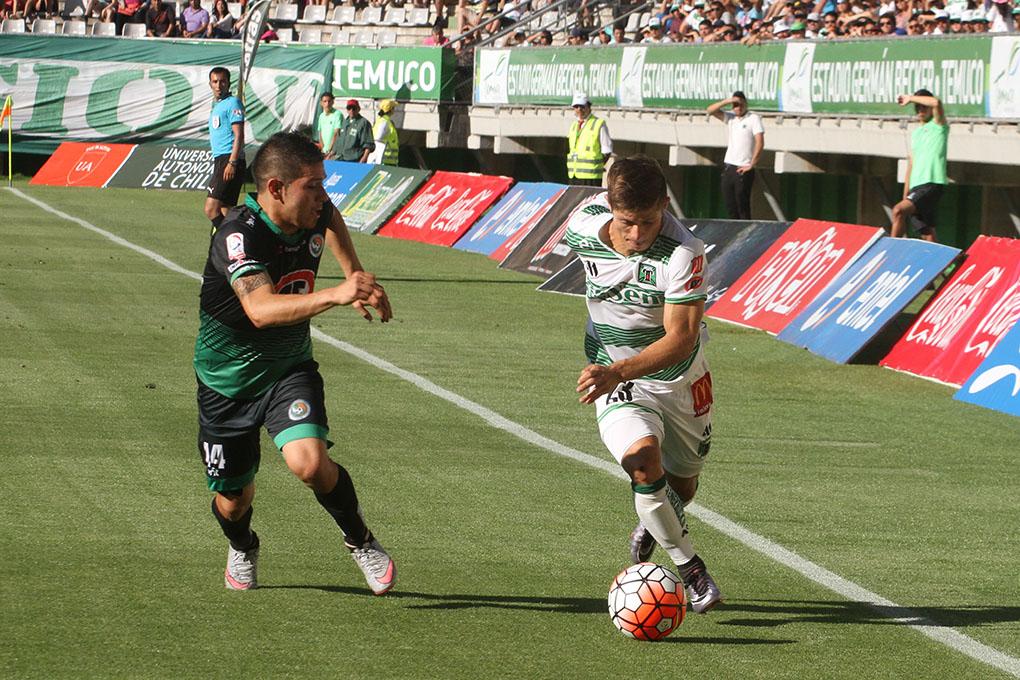 Deportes Temuco asegura su paso a Octavos de Final en Copa Chile