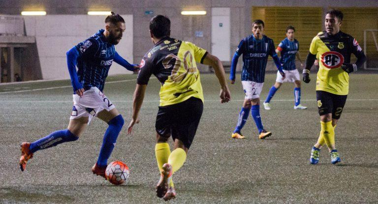Universidad Católica se queda con la Copa Palta Hass en el regreso de «Ribery» Muñoz