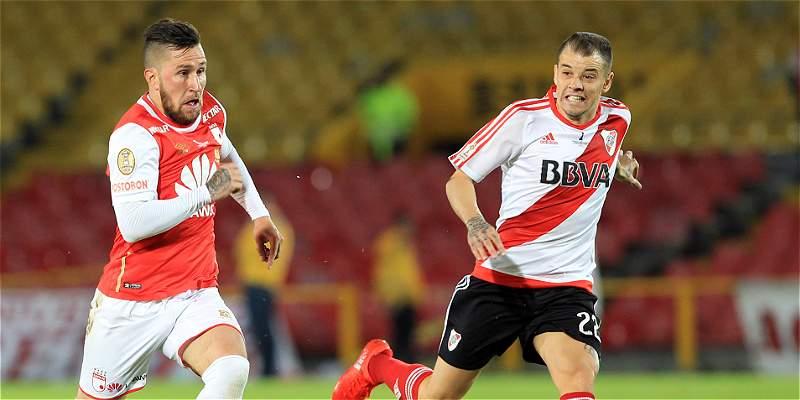 Finalizado: River Plate 2-1 I.Santa Fe