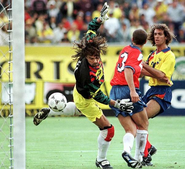 Partidos con historia: Ecuador vs. Chile 1997