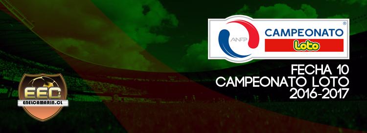 Finalizado: U. La Calera 0-1 D. La Serena