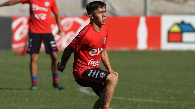 Jaime Carreño: «Cualquier jugador que vaya a jugar un Sudamericano tiene presión»