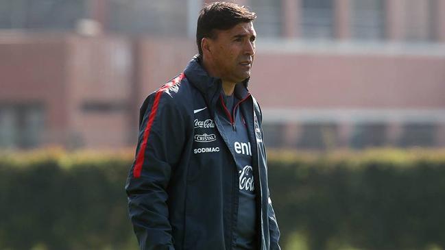 Héctor Robles, técnico de Chile Sub 20: «Soñamos con poder ganar el Sudamericano»