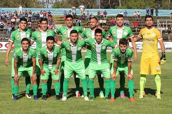 Deportes Vallenar ha descendido a Tercera División