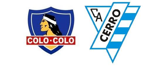 Finalizado: Colocolo 2-1 Atl.Cerro
