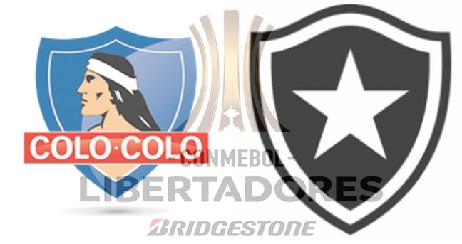 Finalizado: Colocolo 1-1 Botafogo