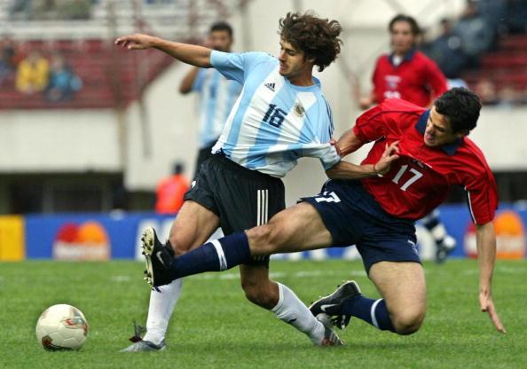 Partidos con historia: Argentina vs Chile 2003