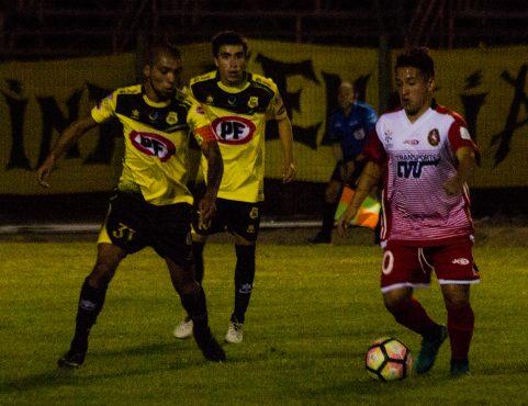 San Luis se lo tomó en serio y goleó a Deportes Limache en la Noche Roja