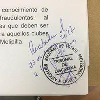 Deportes Melipilla presentó una denuncia ante el Tribunal por «suplantación de identidad»