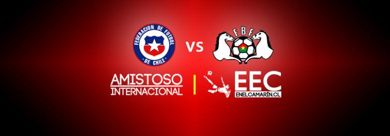 Finalizado: Chile 3-0 Burkina Faso