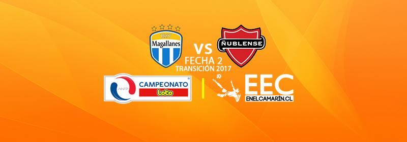 Finalizado: Magallanes 0-0 Ñublense