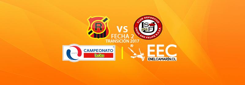 Finalizado: Rangers Talca 1-1 U.San Felipe