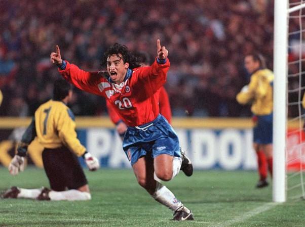 Video del recuerdo: Chile vs Ecuador 1996