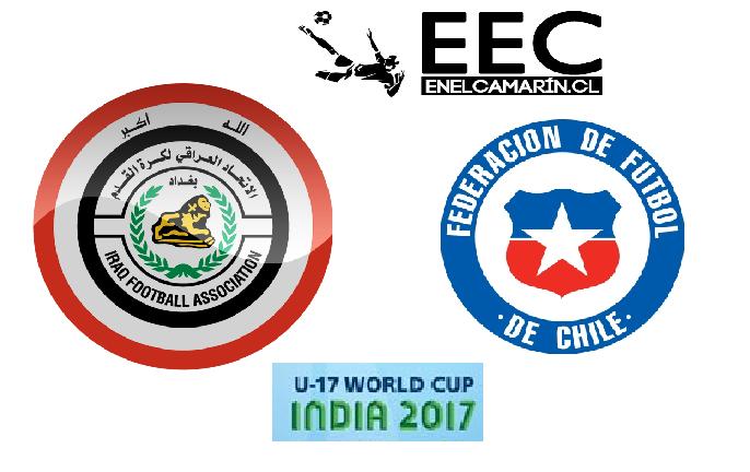 Finalizado: Irak U17 3-0 Chile U17