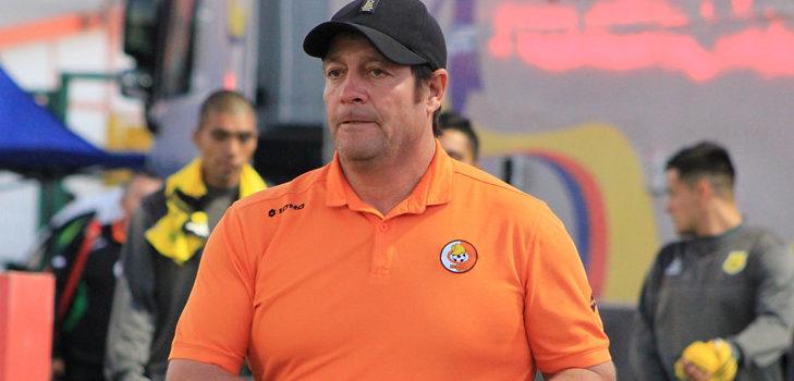 Rubén Vallejos no continuará en Cobresal