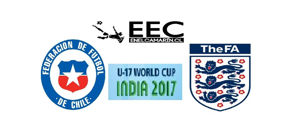 Finalizado: Chile U17 0-4 Inglaterra U17