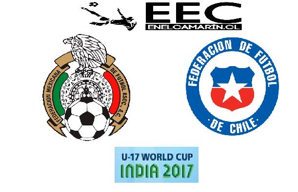 Finalizado: México U17 0-0 Chile U17