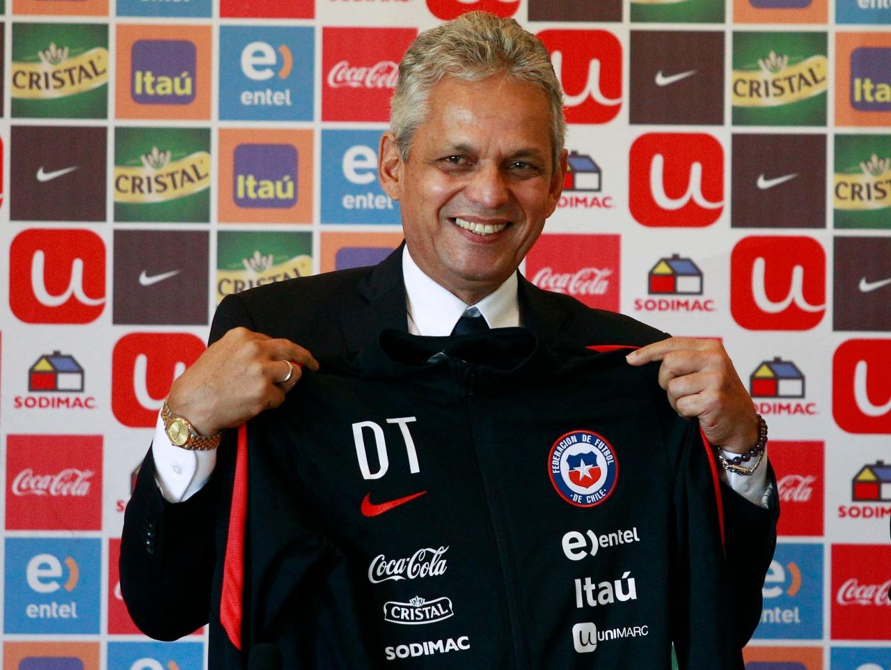 Reinaldo Rueda: «Nuestras metas son la Copa América y el Mundial de Catar»