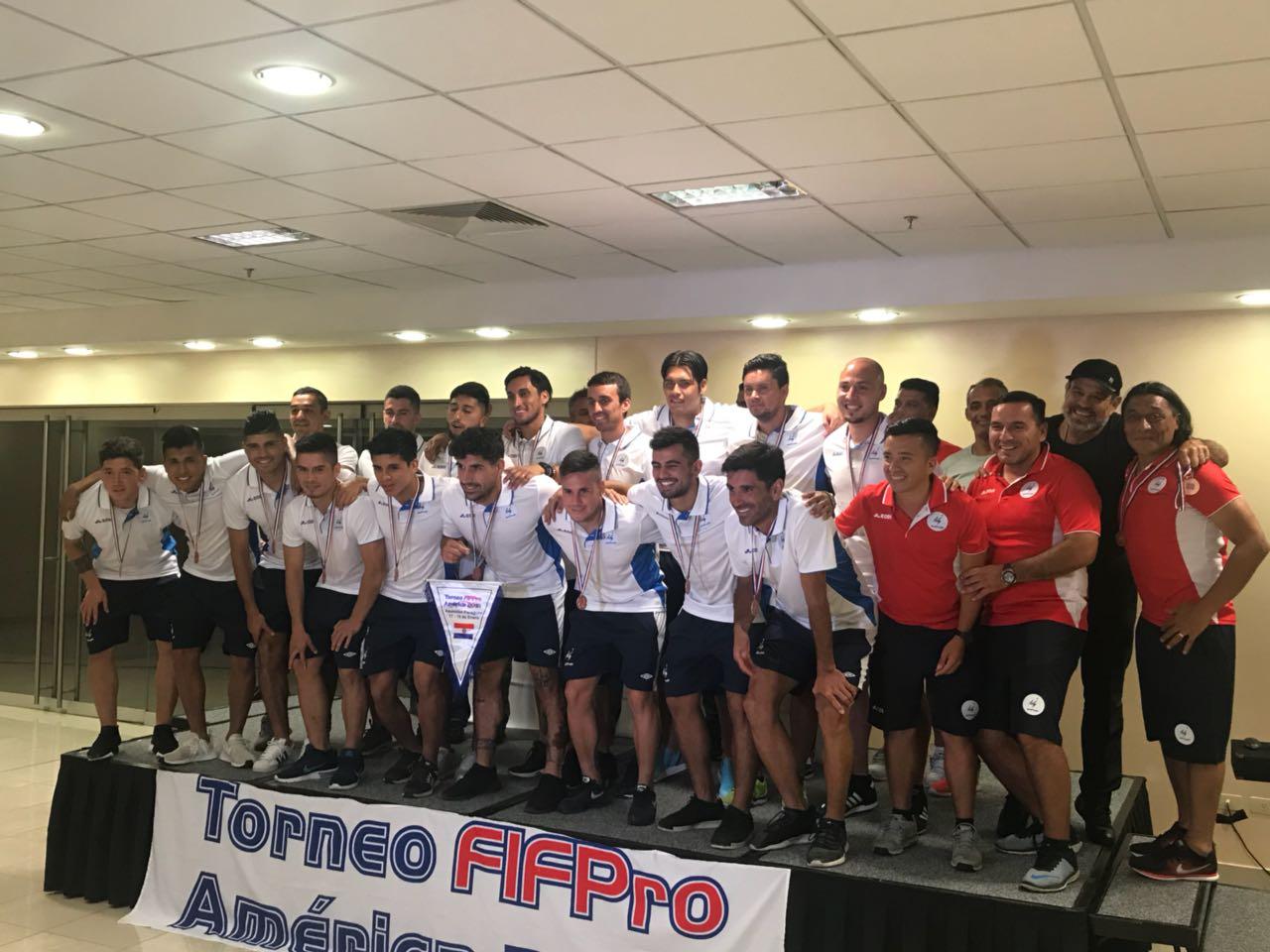Chile se queda con el tercer puesto en campeonato de jugadores libres