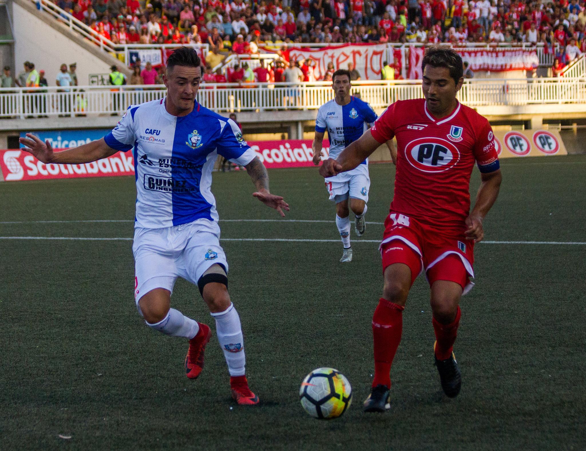 Galería de fotos: Unión La Calera vs Deportes Antofagasta