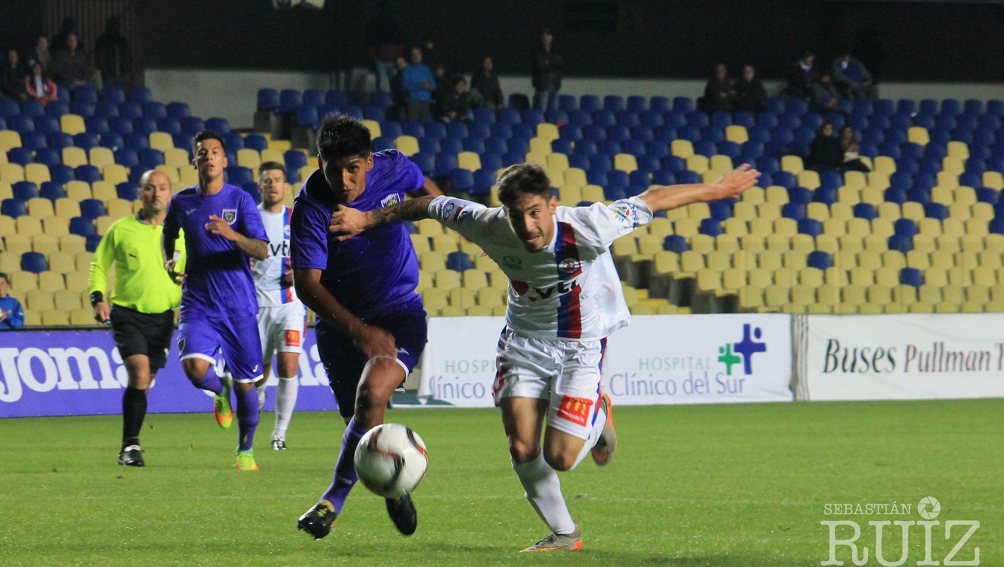 Galería de fotos: Deportes Concepción vs Iberia