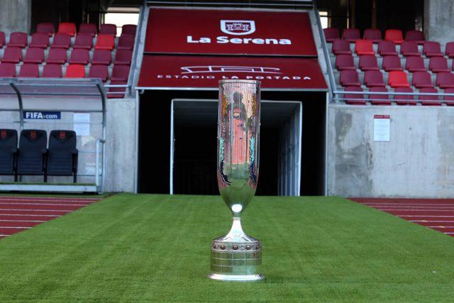 Estas son las llaves de la primera fase en Copa Chile