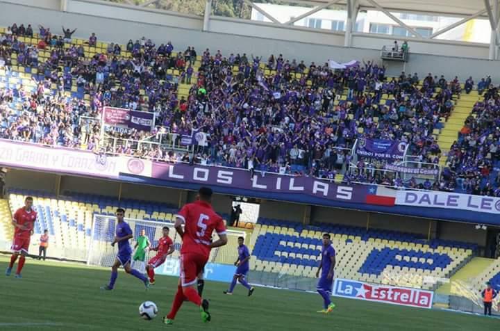 Deportes Concepción fue el tercer club con mayor convocatoria el fin de semana