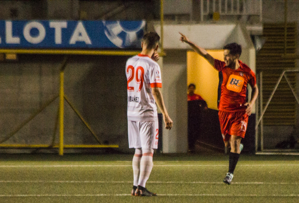 Deportes Limache puso en las cuerdas a Copiapó