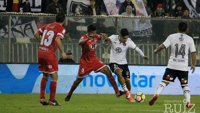 Galería de fotos: Colo-Colo vs Unión La Calera