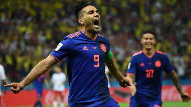 Colombia elimina a Polonia y va por la clasificación