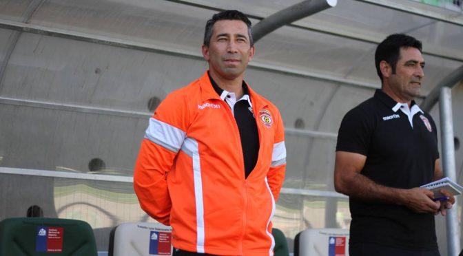 Rodrigo Pérez fue despedido de Cobreloa
