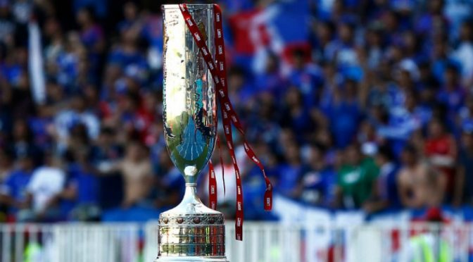 Esta es la programación de los Octavos de Final en Copa Chile