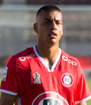 5. Esteban Valencia (Sub-21)