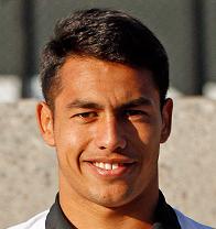 18. Iván Morales (Sub-20)