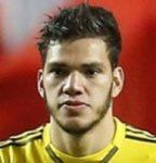 12. Ederson Moraes