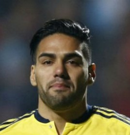 9. Radamel Falcao