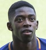 11. Ousmane Dembélé